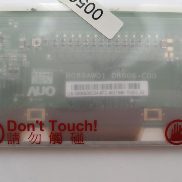 Free Shipping!!!Notebook LCD screen B089AW01 A089SW01 A089SW01 v1 A089SW01 LP089WS1 HSD089IFW1 For ASUS EPC 900 900HA 900HD