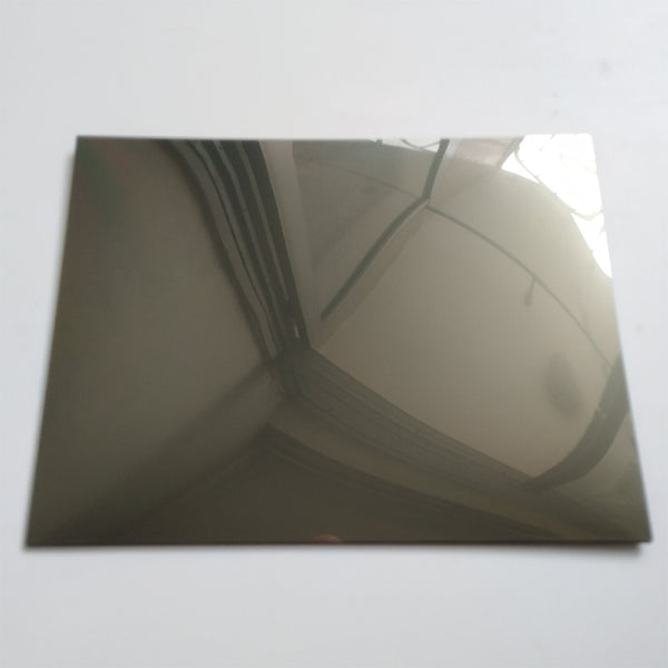 "Free Shipping!! 10PCS/Lot New 8"" 0 degree/90 degree/45 degree/135 degree Matte Surface Polarizing Film For LCD LED Screen Panel"