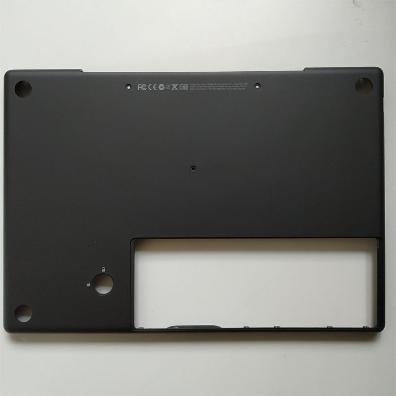 Original New Laptop Bottom Base Cover D for Apple MacBook A1181 MB402 MB403 Black