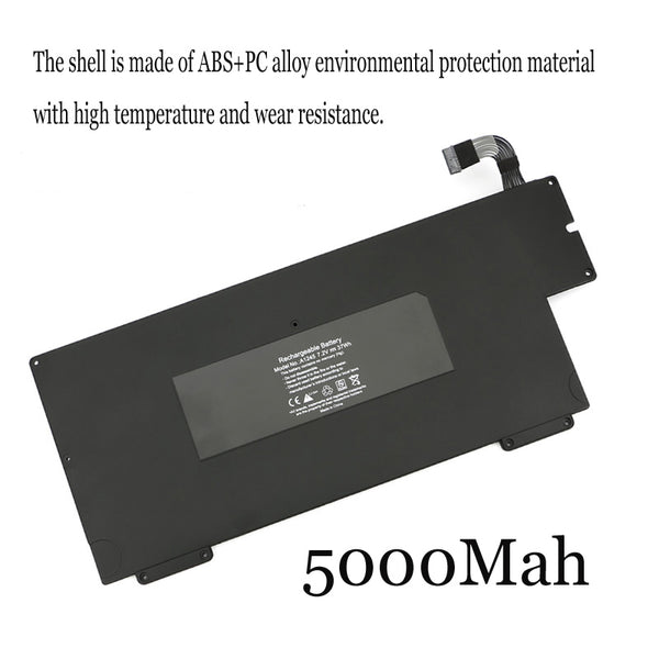 1PC New Laptop Battery Internal For MacBook Air 13 A1245 MB003 A1237 a1304