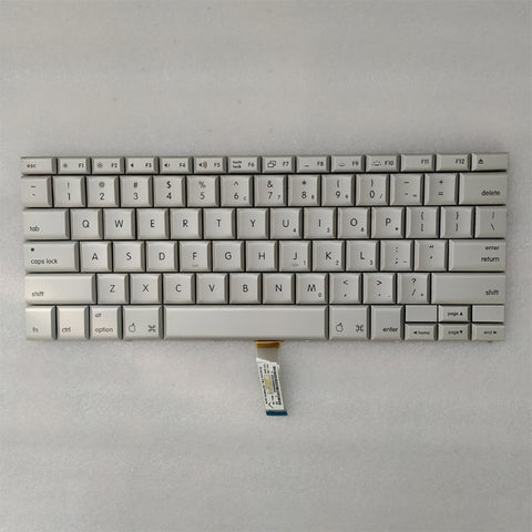 80%-90%New Laptop Keyboard Replacement For Macbook Pro A1261 A1229