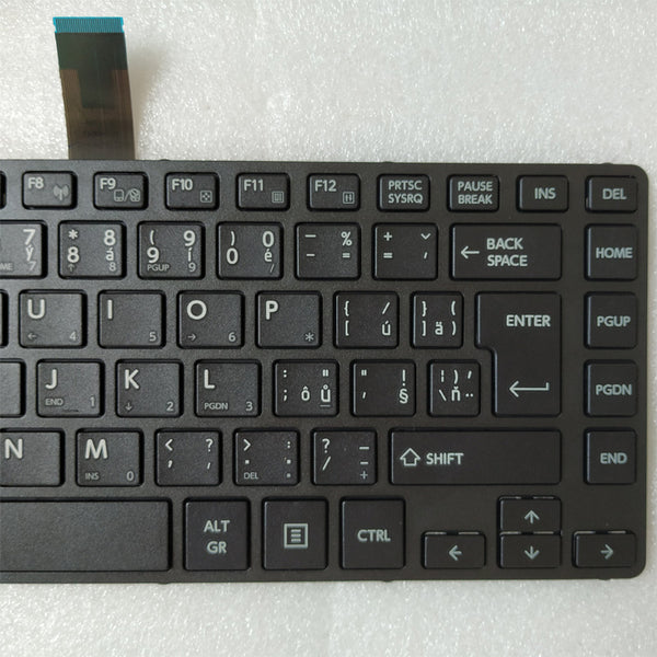 Free Shipping!!! New Original Laptop Keyboard For Toshiba Tecra A40-C R40-C R30-C