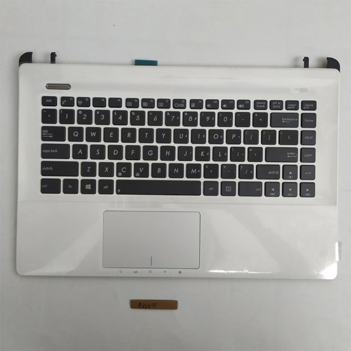 Free Shipping!! 1PC Original New Laptop Shell Cover C Palmrest With Keyboard For Asus A45V X45VDK45VD K45VM A85V