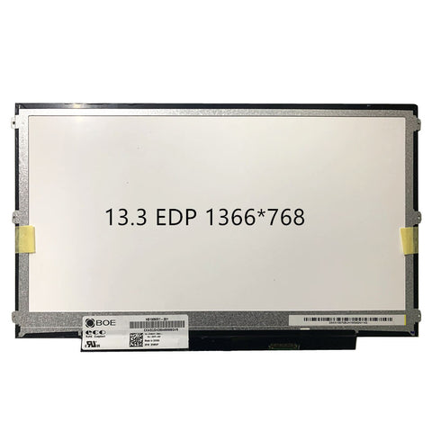 Grade A+ LTN133AT32-301 B133XTN02.1 30PIN EDP Laptop Display Panel for HP 430 G2 440 450 G3