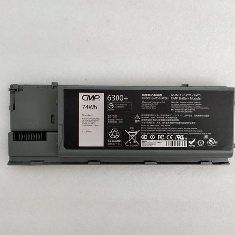 New Laptop Battery Internal For Dell D630 D620 D630C D631 PC764 M2300 JD648 KD492 PP18L