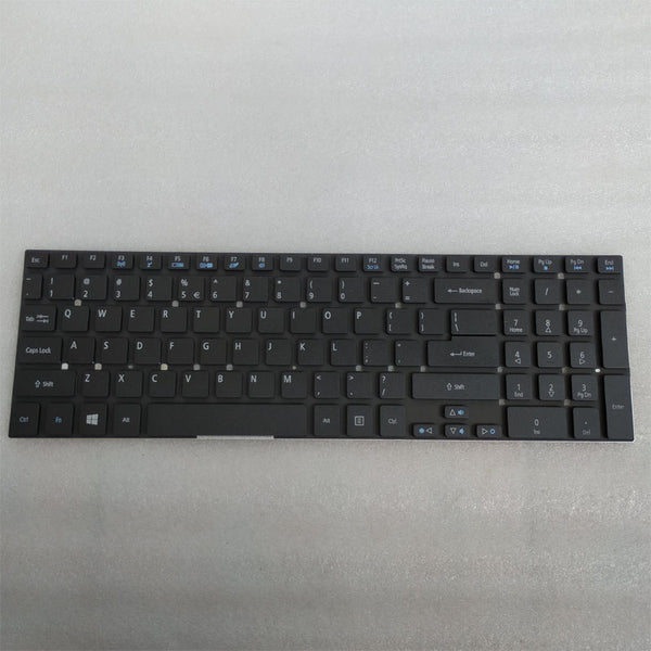 Free Shipping!! 1PC New Laptop Keyboard Stock For Acer E5-572G-510J 5161 E1-532P-2883 54Dw