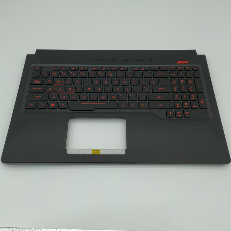 Free Shipping!!1PC 95%New-New Original Laptop Keyboard Cover C Palmrest For Asus ROG FX63 FX63VD fX503VD ZX63V VE