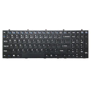 Free Shipping!! 1PC New Laptop Keyboard For Hasee K590S K650S K650C K790S K660E I7 D1 D2 K750D K710C US With Backlight