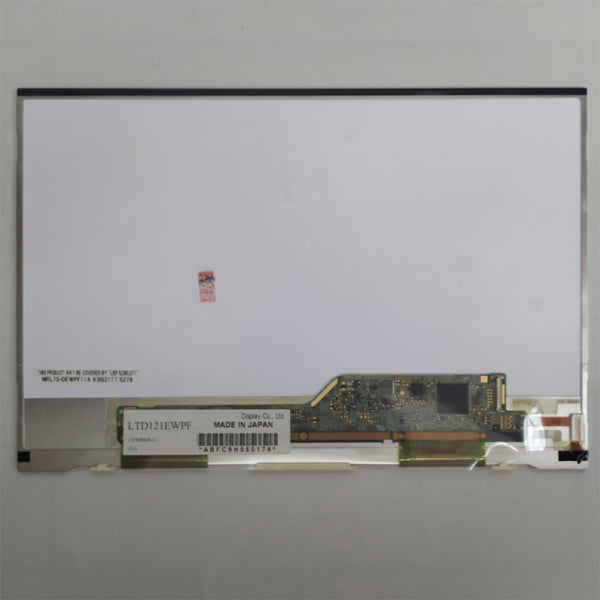 "New 12.1"" Laptop LCD Screen Panel Display LTD121EWRF LTD121EWPF For Fujitsu P8010 P8110"