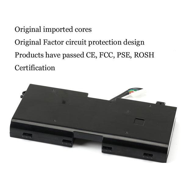 1PC New Laptop Battery Internal For Dell Alienwaer M18X R3 17 2F8K3 M17X R5