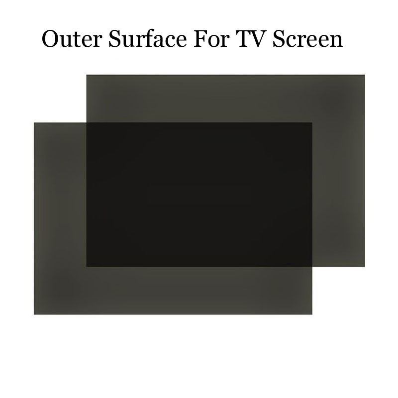 10PCS New 47inch 0 degree LCD Polarizer Polarizing Film for LCD LED Screen for TV
