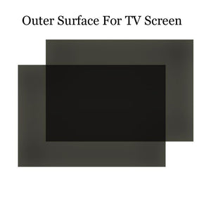 1PC New 39inch 0 degree LCD Polarizer Film Sheet Polarizing for TV LCD LED Screen