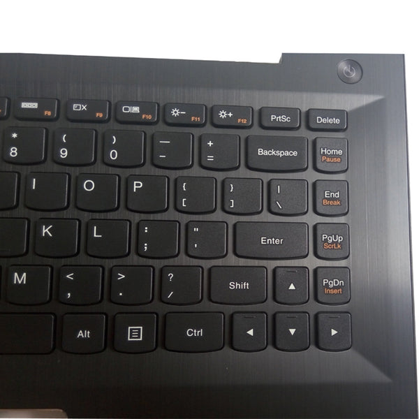 Free Shipping!!! 1PC Original New Laptop Shell Cover C Palmrest With Keyboard Without Backlight For Lenovo S41-70 S41-35 U41-70 Black