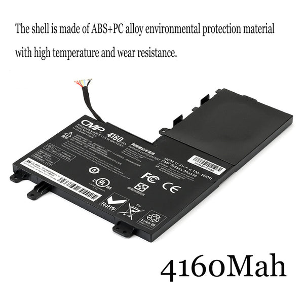 1PC New Laptop Battery Internal For TOSHIBA U940 M40t-AT02S M50-A PA5157U