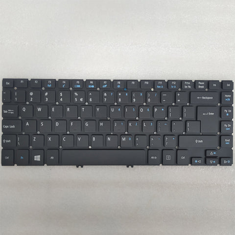 Free Shipping!! 1PC New Laptop Keyboard For Acer V5-452G 432 433 ZQI ZQK V5-472G V5-473 V5-473G