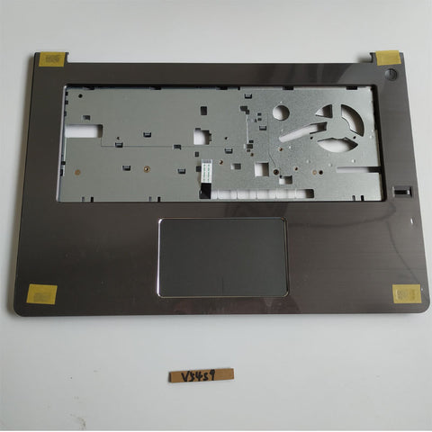 Original New Laptop Shell Cover C For Dell Vostro 14 5000 Series 14-5459 14 5459 Without Finger Printer Hole