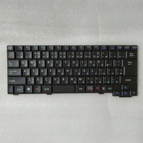 Free Shipping!! 1PC New Laptop Keyboard Standard For NEC VJ20MA-9 VK25MD-D PC-VK25MDZND VY16 VJ21A