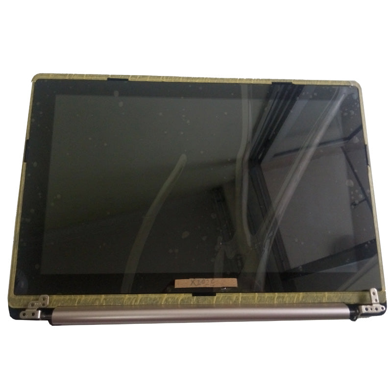 Original A+ Laptop Tophalf Set LCD Screen Assembly For Asus X202E