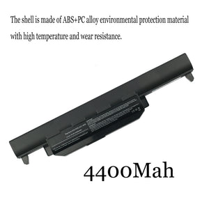 1PC New Laptop Battery Internal For Asus a55v X55V A32-K55 X75V k45 X45VD A85V X45U K55A A45V K55D X75VD K95VM X55C A41-K55