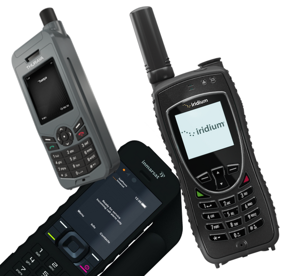 All Satellite Phones