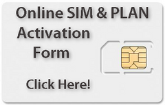 Thusray SIM and Plan Activation Form