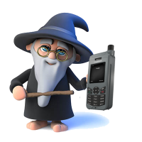 Satellite Phone Selection Wizard