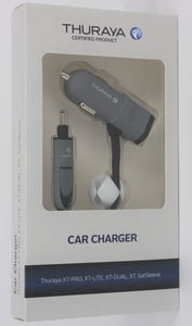 Thuraya 12-24v Car Charger