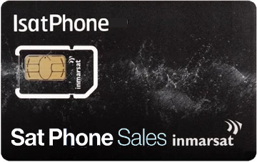 Free Sat Phone Sales IsatPhone SIM Card with Free Airtime