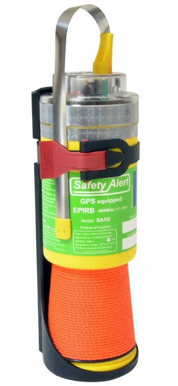 KTi Safety Alert EPIRB with GPS