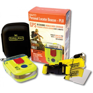 KTi Safety Alert PLB with GPS  + FREE Armband!