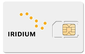 Iridium SIM Card / Plan