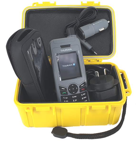 Thuraya Sat Safety Bundle