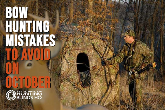 Bow Hunting Mistakes to Avoid on October