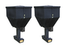 Southern Outdoor Technologies Feeder MAX-200 Gravity-Fed Feeding System with Two Extra Wide Feed Ports
