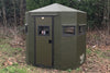 Octagon Blind Green Classic 6X6 Dillon Manufacturing