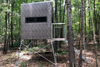 Aluminum and Insulated Deer Blinds 6' X 6' Ground Big Dogg