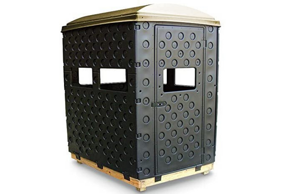Snap Lock 4x6 Hunting Blind by Formex (Two Man Blind)