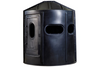 Maverick 5-Shooter GX Deer Blind in Black with Tinted Windows