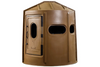 Maverick 5-Shooter GX Deer Blind in Brown with Tinted Windows