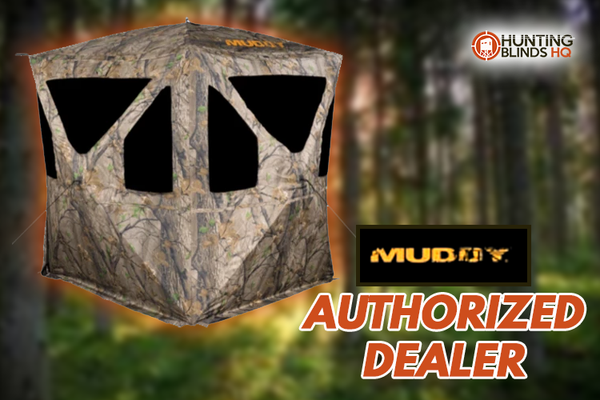 Muddy 5 Sider Ground Blind