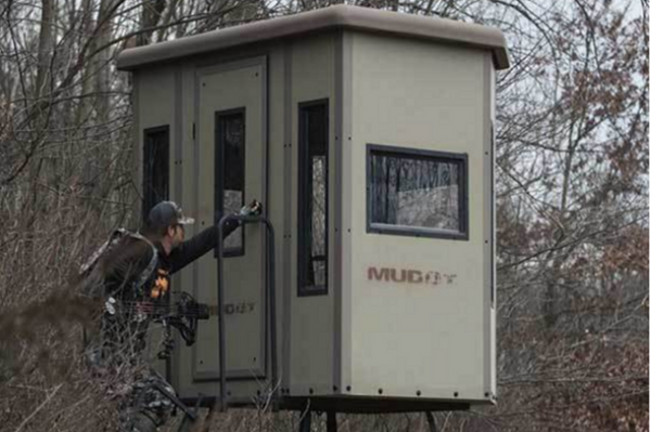 Muddy Penthouse Box Hunting Blind