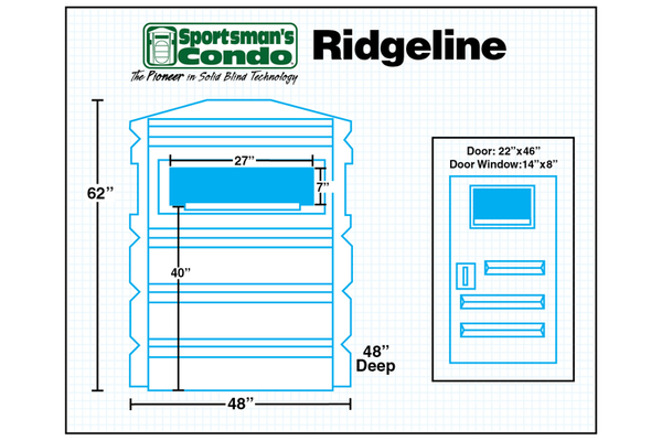 Sportsman's Condo The Ridgeline Southern Outdoor Technologies