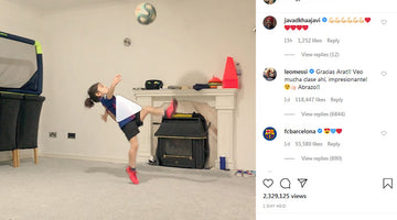 VIDEO: Lionel Messi's response to Iranian boy goes viral