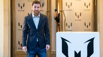 Barcelona launch for new Leo Messi fashion brand