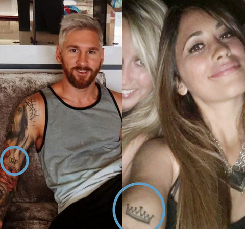 Leo Messi S Tattoo Meanings Locations The Messi Store