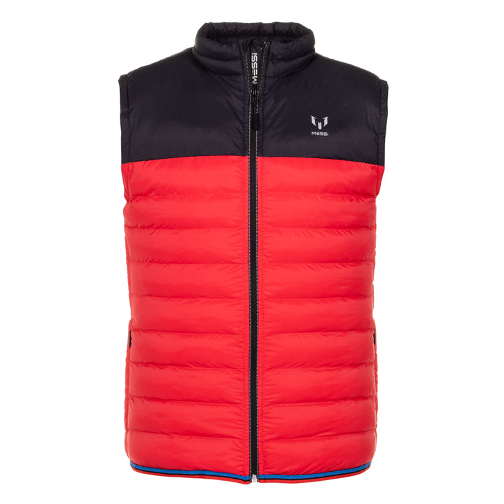 Classic Lightweight Down Gilet - Red