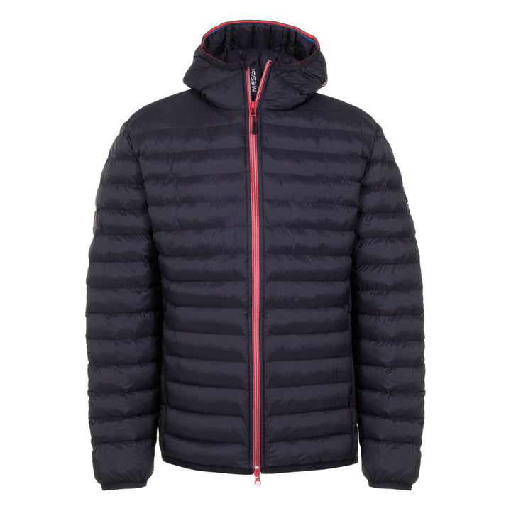 Classic Lightweight Down Hooded Jacket - Black