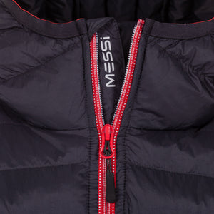 Messi Lightweight Solarball Tech Jacket - Black