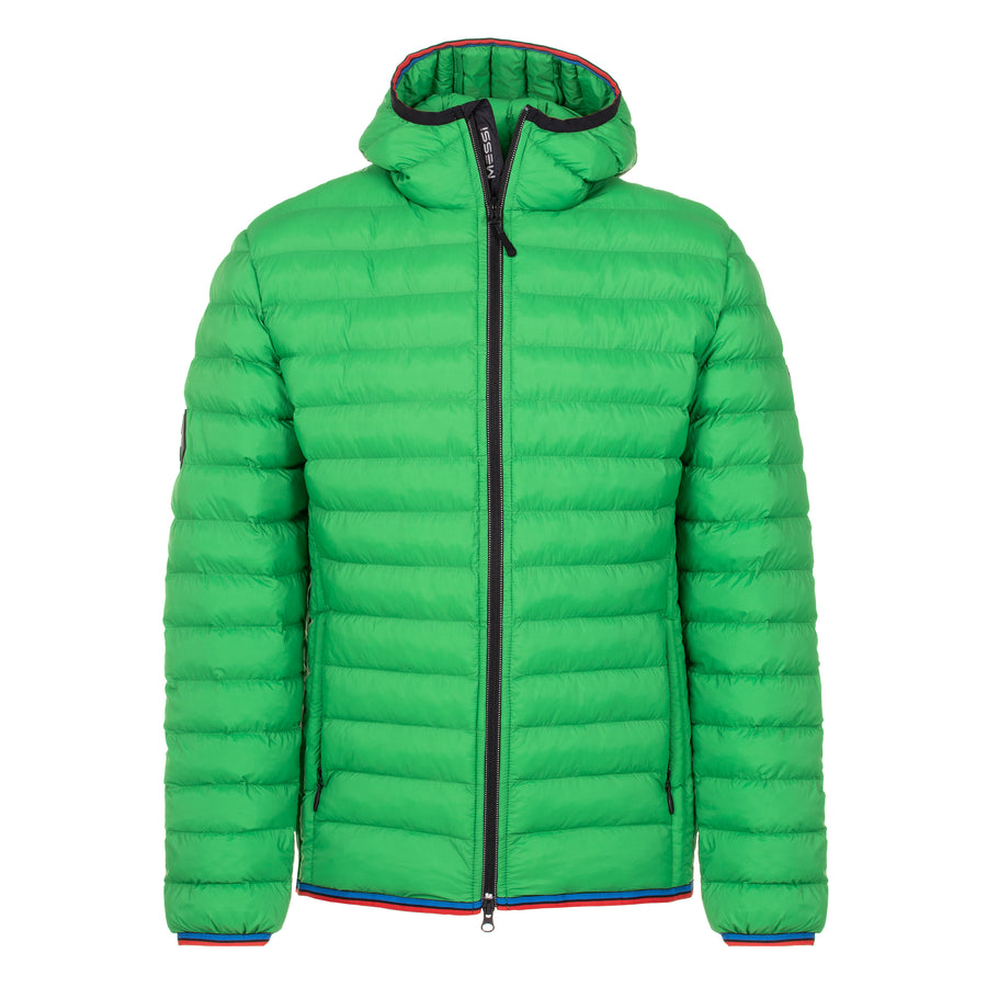 Messi Lightweight Solarball Tech Jacket - New Green