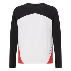 Camiseta MESSI Colorblock Pentagono de manga larga